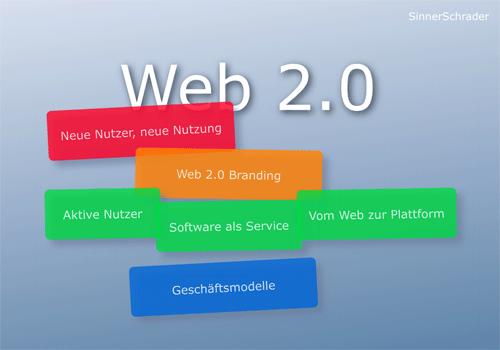 Web 2.0 - Was ist dran am Hype?