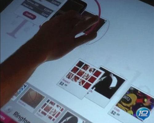 Microsoft Surface (Demovideo)